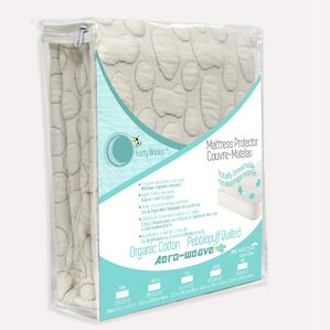 Pebble Puff Hypoallergenic Mattress Protector by Forty-Winks
