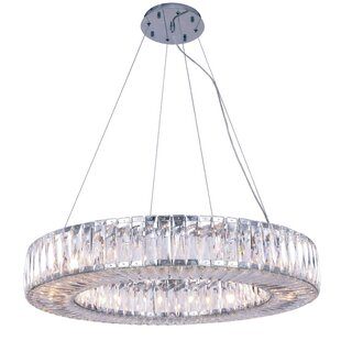 Isidora 20-Light Chandelier by Everly Quinn