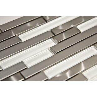 Metal Glass Mosaic Tile