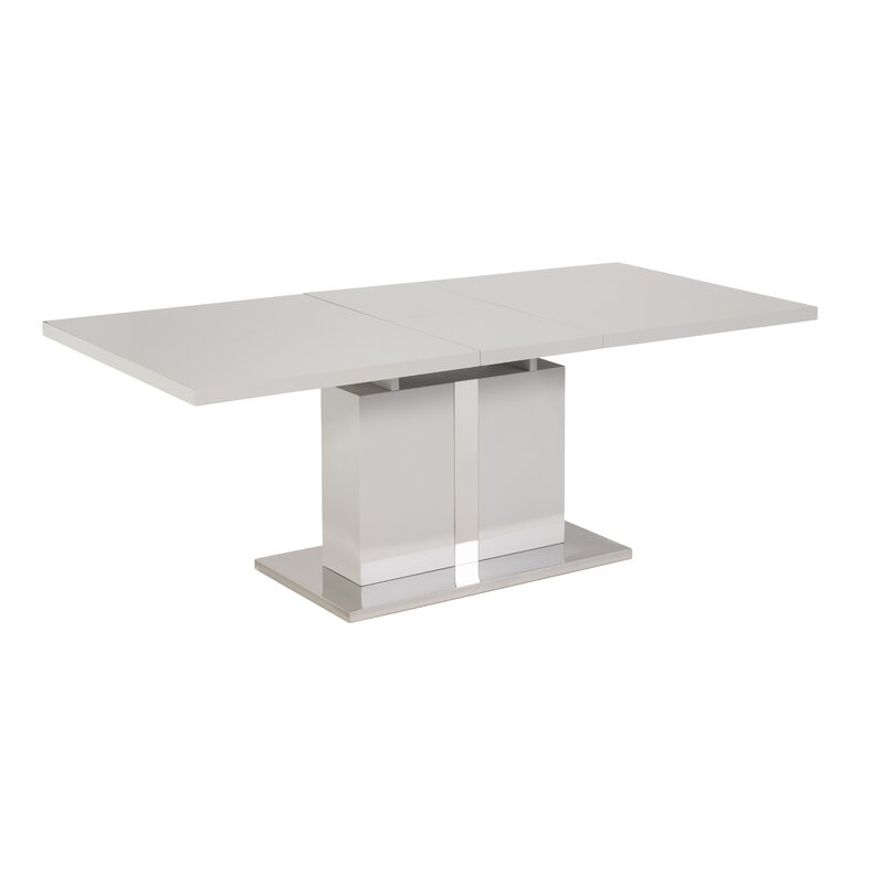 All Home Boston Extendable Dining Table Reviews Wayfair Co Uk