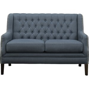 Grayslake Tufted Settee by..