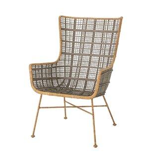 Bloomingville Rattan Deep Seat Lounge Chairs