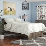 Sansome Low Profile Storage Sleigh Bed by Andover Mills™