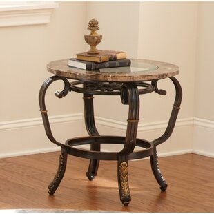 Dorado End Table by Astoria Grand