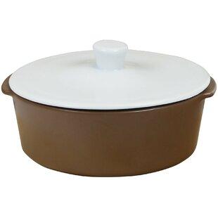 Eurita Porcelain Oval Dutch Oven