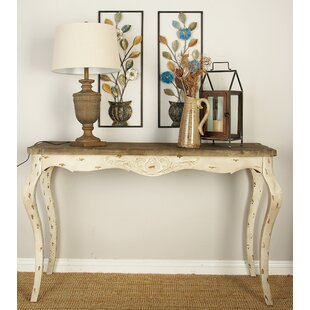 Cole & Grey Denise Console Table