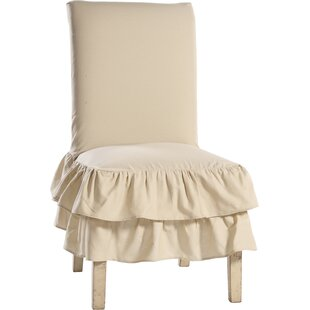 Skirted Chair Slipcover