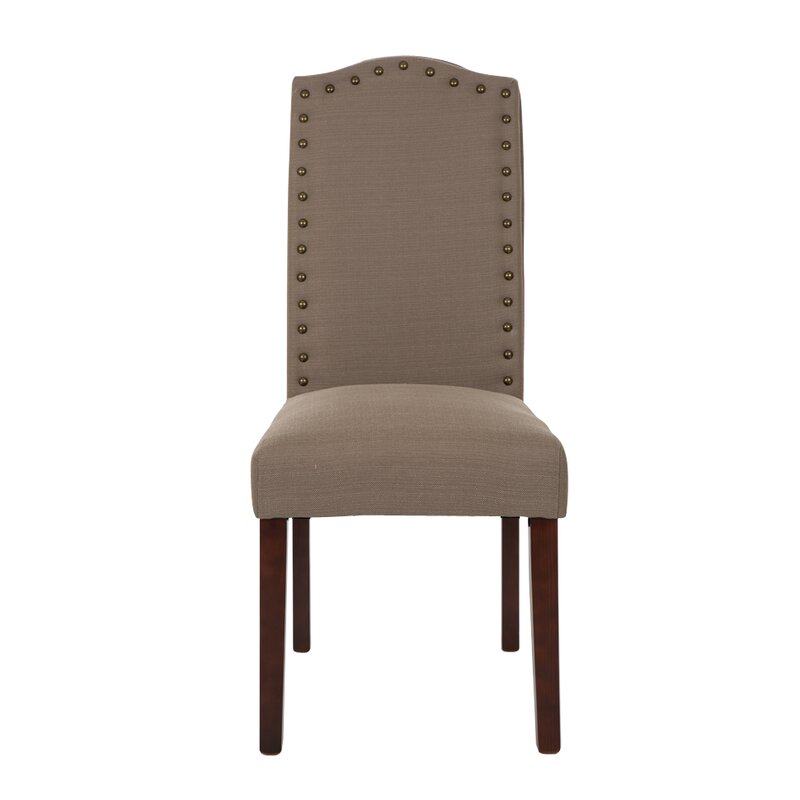 Charmant Upholstered Parsons Chair