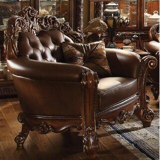 Amorsolo Armchair by Astoria Grand SKU:ED791211 Details