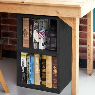 Tallman Under Desk Cube Bookcase