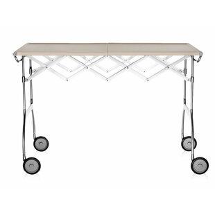 Kartell Battista Extendible Folding Table