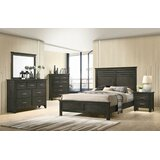 Lenworth Platform Solid Wood Configurable Bedroom Set by Red Barrel Studio