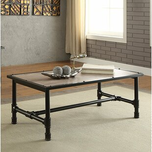 Cronk Industrial Coffee Table