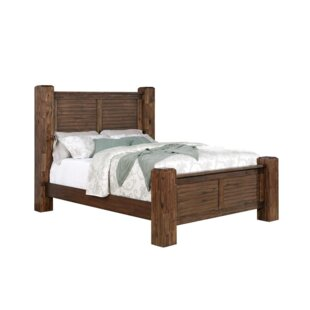 Worsley Panel Bed