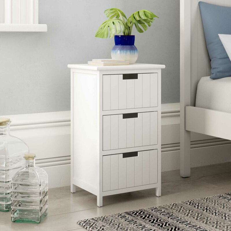Boston Christmas Tree Delivery: Castleton Home Boston 3 Drawer Chest Of Drawers & Reviews