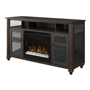 ConCourse TV Stand for TVs up to with Fireplace by Alcott Hill