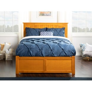 Lizzie Full Platform Bed with Full Trundle by Viv  Rae