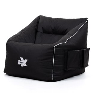 I-Ex Rookie Gaming Bean Bag Chair By Symple Stuff
