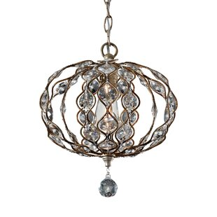 Eira Globe Chandelier by B..