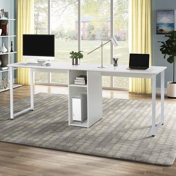 Home Office Double Desks Wayfair