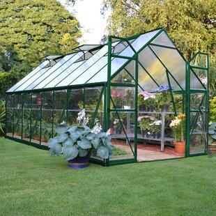 Palram Balance Greenhouse in , 8' x 16'