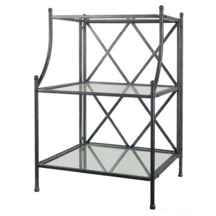 Bethesda Multi-Tiered End Table by Bungalow Rose Savings