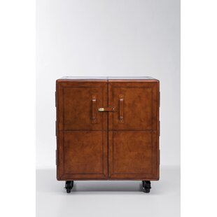 Lodge Bar Cabinet With Wine Storage By KARE Design