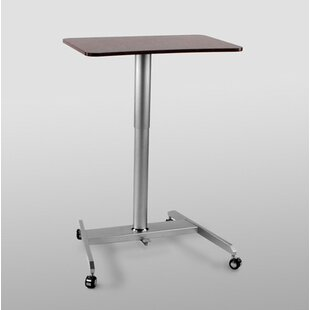 Adjustable Laptop Cart by Creative Images International