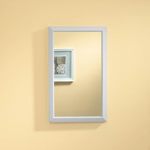 Ahmed 1575 x 255 Recessed Medicine Cabinet by Rebrilliant