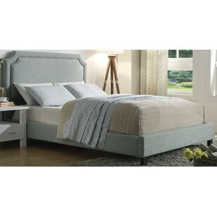 Willem Queen Upholstered Platform Bed