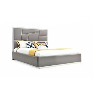 Orren Ellis Marisol Modern Upholstered Platform Bed