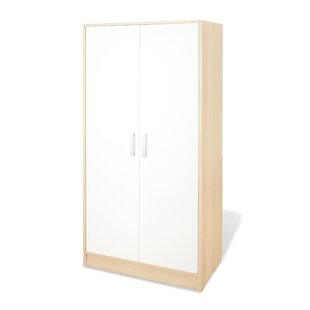 Florian 2 Door Wardrobe By Pinolino