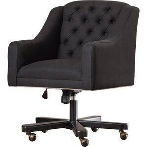 portia tufted office chair