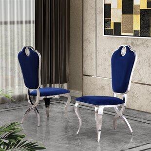 Malt Upholstered Dining Chair (Set of 2)