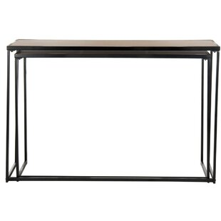 Birtie 2 Piece Nesting Tables Set