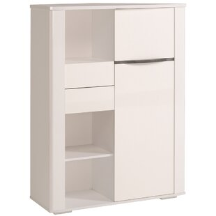 Scholz 1 Door Storage Accent Cabinet by Latitude Run