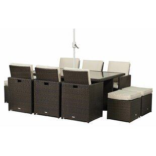 10 Seater Garden Furniture Wayfair Co Uk