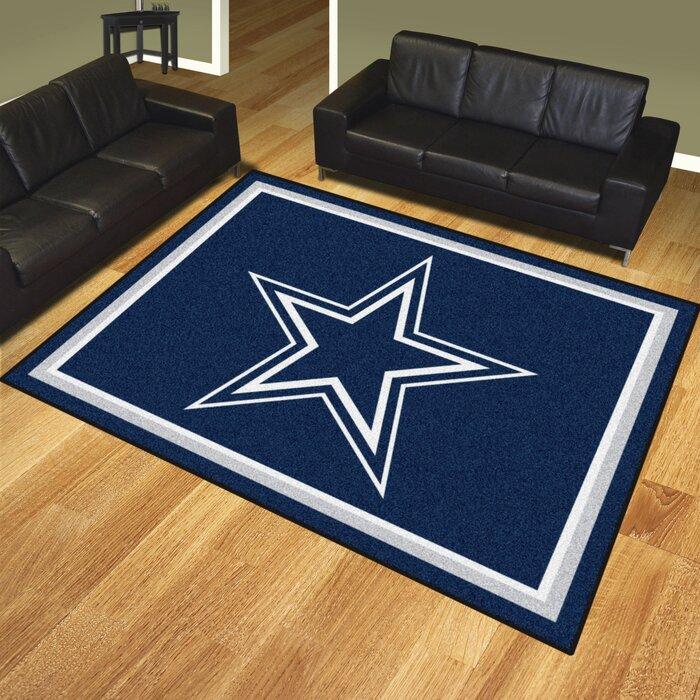 Nfl Dallas Cowboys Area Rug