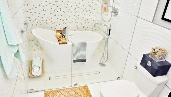 How To Organize A Small Bathroom Wayfair - How to organize a small bathroom