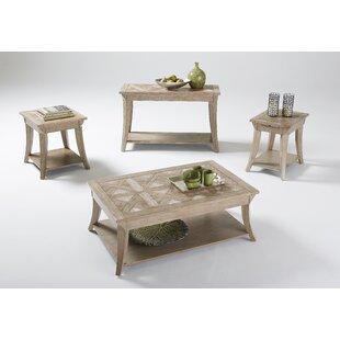 Savings Ellsworth 4 Piece Coffee Table Set Gracie Oaks