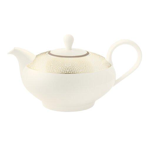 1 4 L Teekanne Saphir Mezquita aus Porzellan Königlich Tettau   Küche und Esszimmer > Kaffee und Tee   Königlich Tettau
