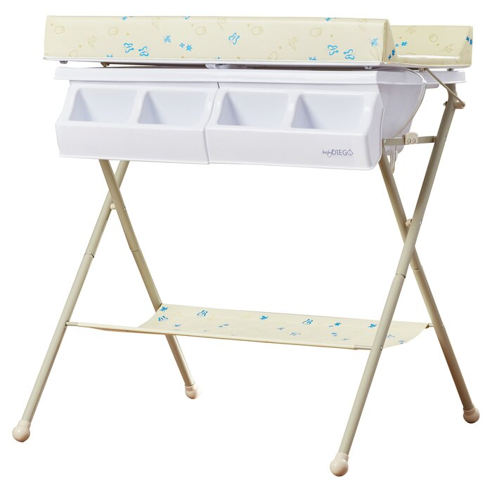 Baby Diego Bathinette Foldable Bathtub and Changer Combo & Reviews ...
