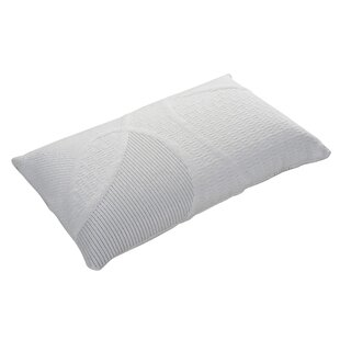 Nidra Cool Gel Memory Foam Queen Pillow