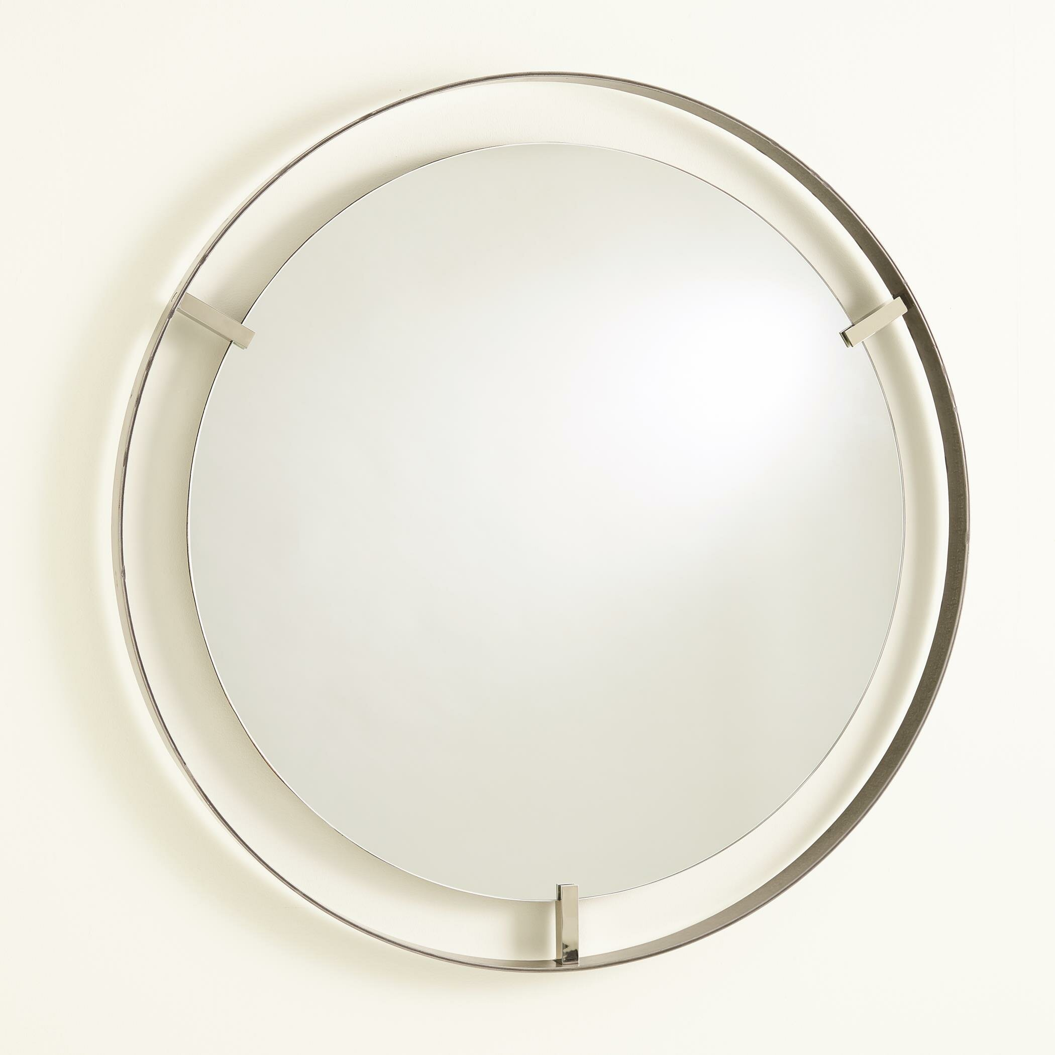 Global Views Modern Contemporary Accent Mirror Wayfair