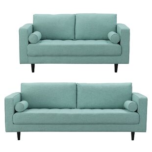 Look for Harworth 2 Piece Living Room Set by Corrigan Studio Reviews (2019) & Buyer's Guide