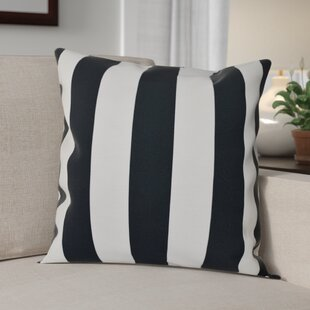 Classic Stripe Throw Pillow