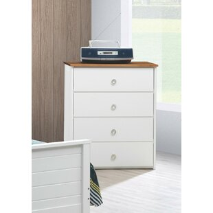 Lasater 4 Drawer Chest by Isabelle amp Max