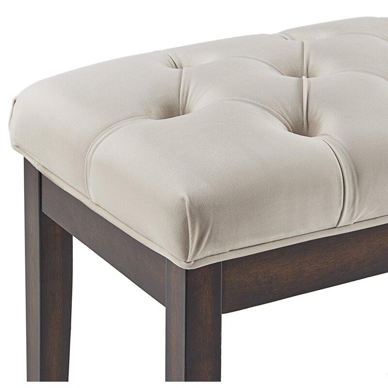 Cool Neumann Upholstered Bench Creativecarmelina Interior Chair Design Creativecarmelinacom