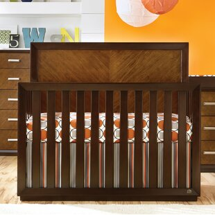 Online Reviews Schoen 4-in-1 Convertible Crib By Harriet Bee