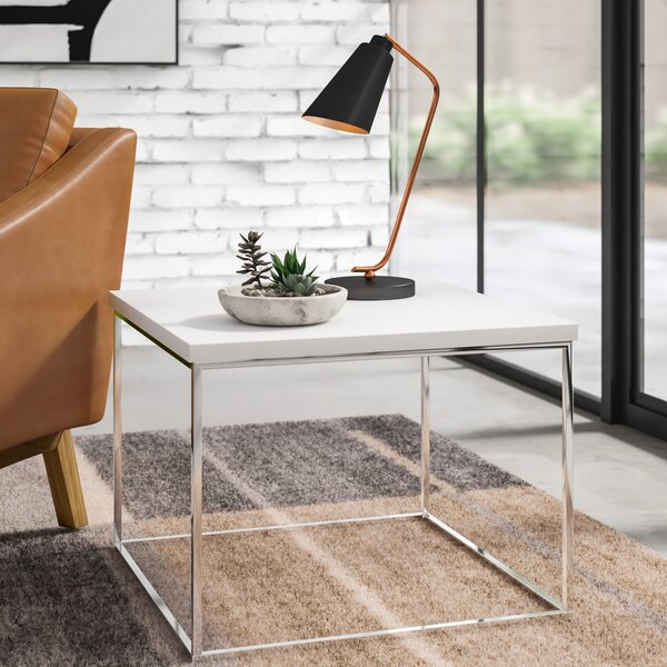 Awe Inspiring Modern Contemporary Adjustable Height End Table Allmodern Forskolin Free Trial Chair Design Images Forskolin Free Trialorg
